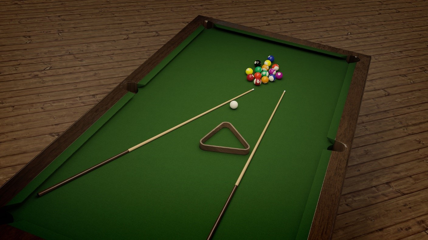 The Proper Way to Clean Your Pool Table and Its Accessories