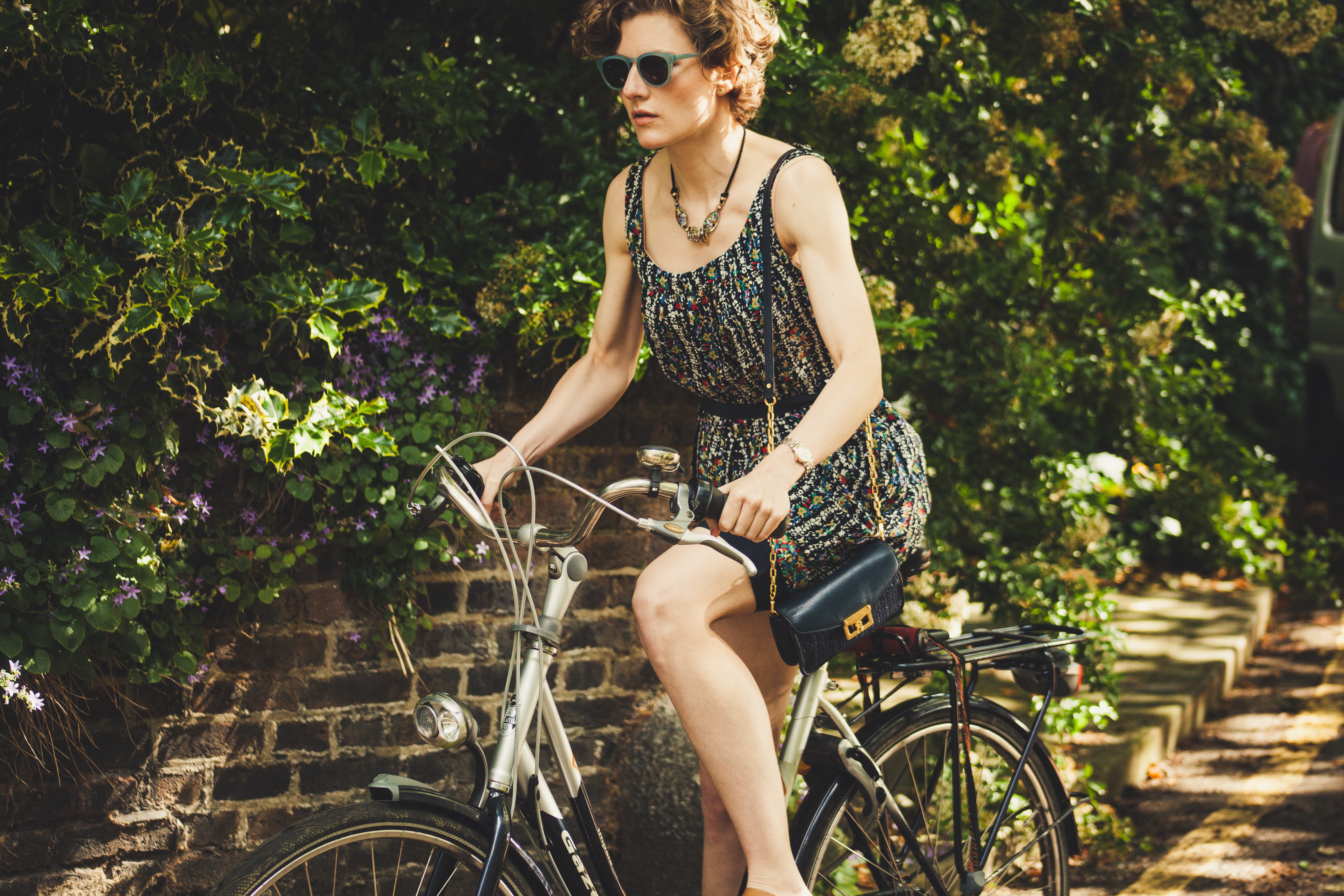 Four Ways to Dress Bike Shorts