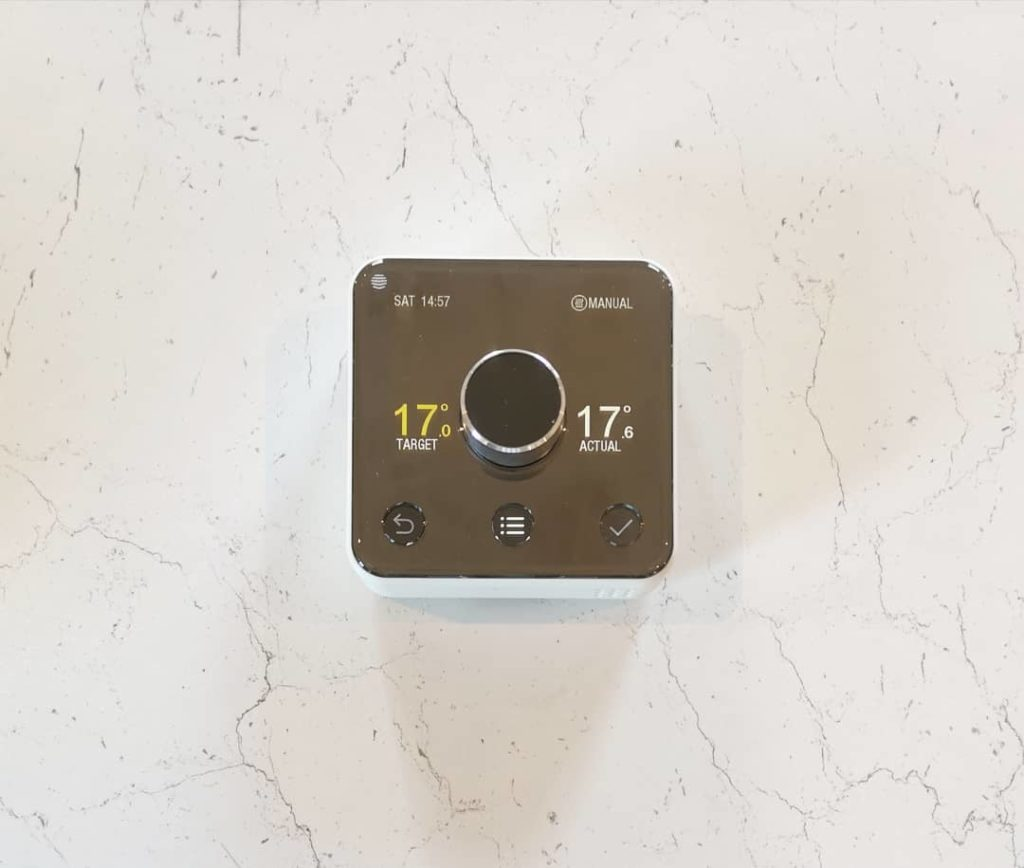 Hive Heating Control