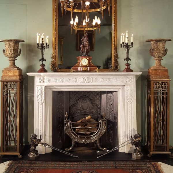 Louis XVI chimneypiece