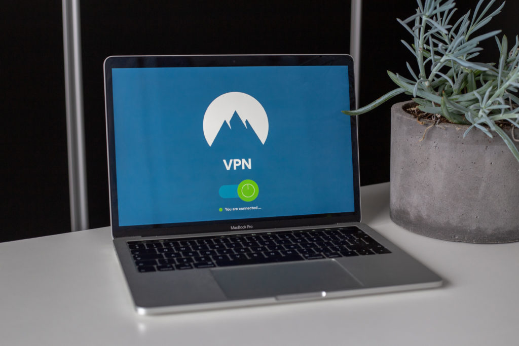 VPN on a MacBook Pro