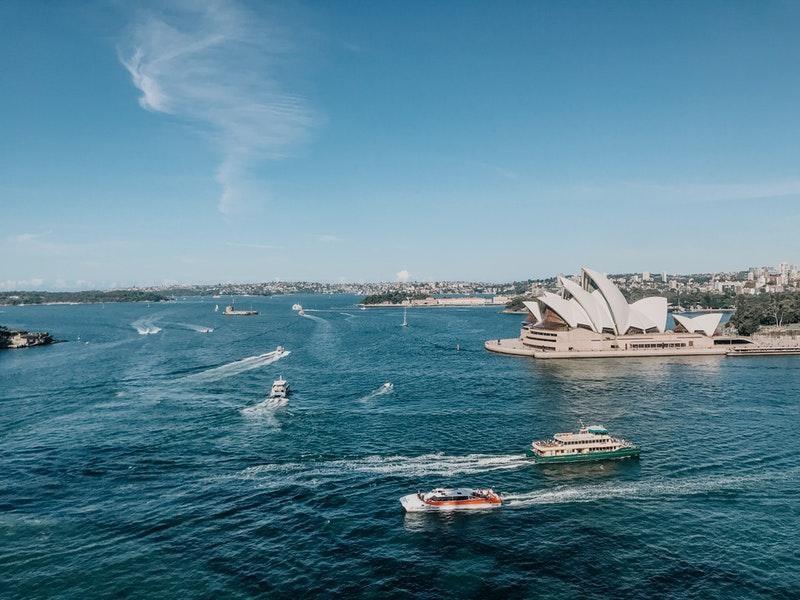 Australian harbour
