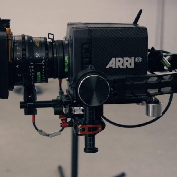 ARRI camera rig