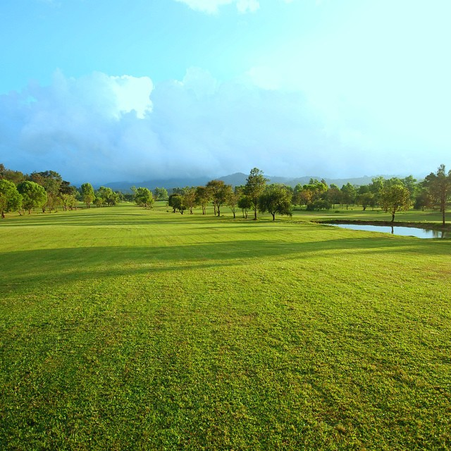 The Lovely Golf Courses of Coorg