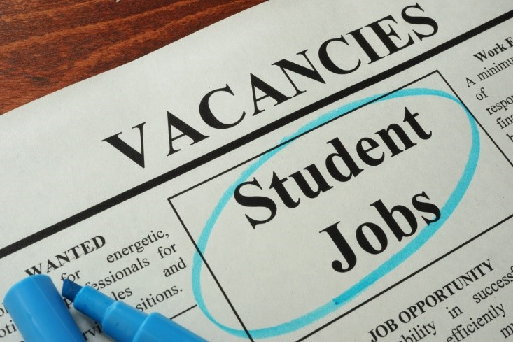 Student jobs vacancies