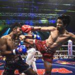 Muay Thai Fight at Phnom Penh, Cambodia