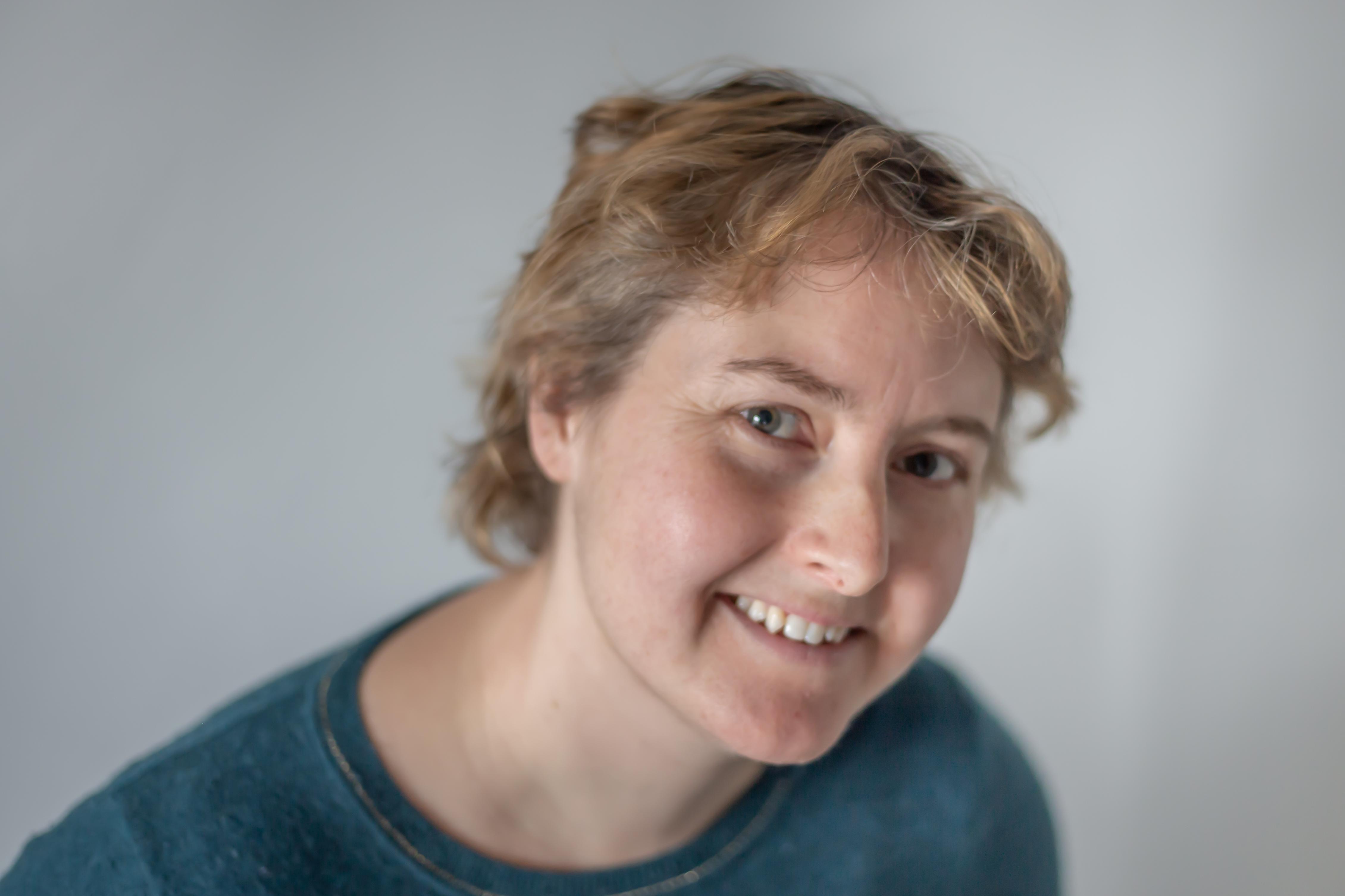 Author, Gillian Seale