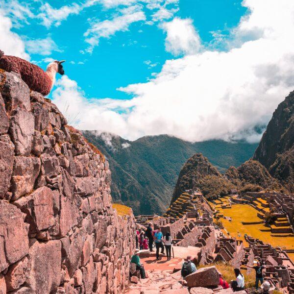 Machu Pichu, Cusco, Perú