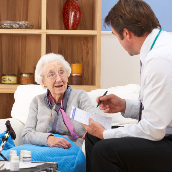 Benefits of Having a Home Visit Doctor