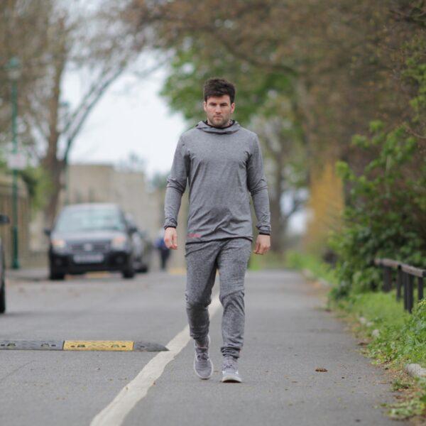 Man wearing activewear