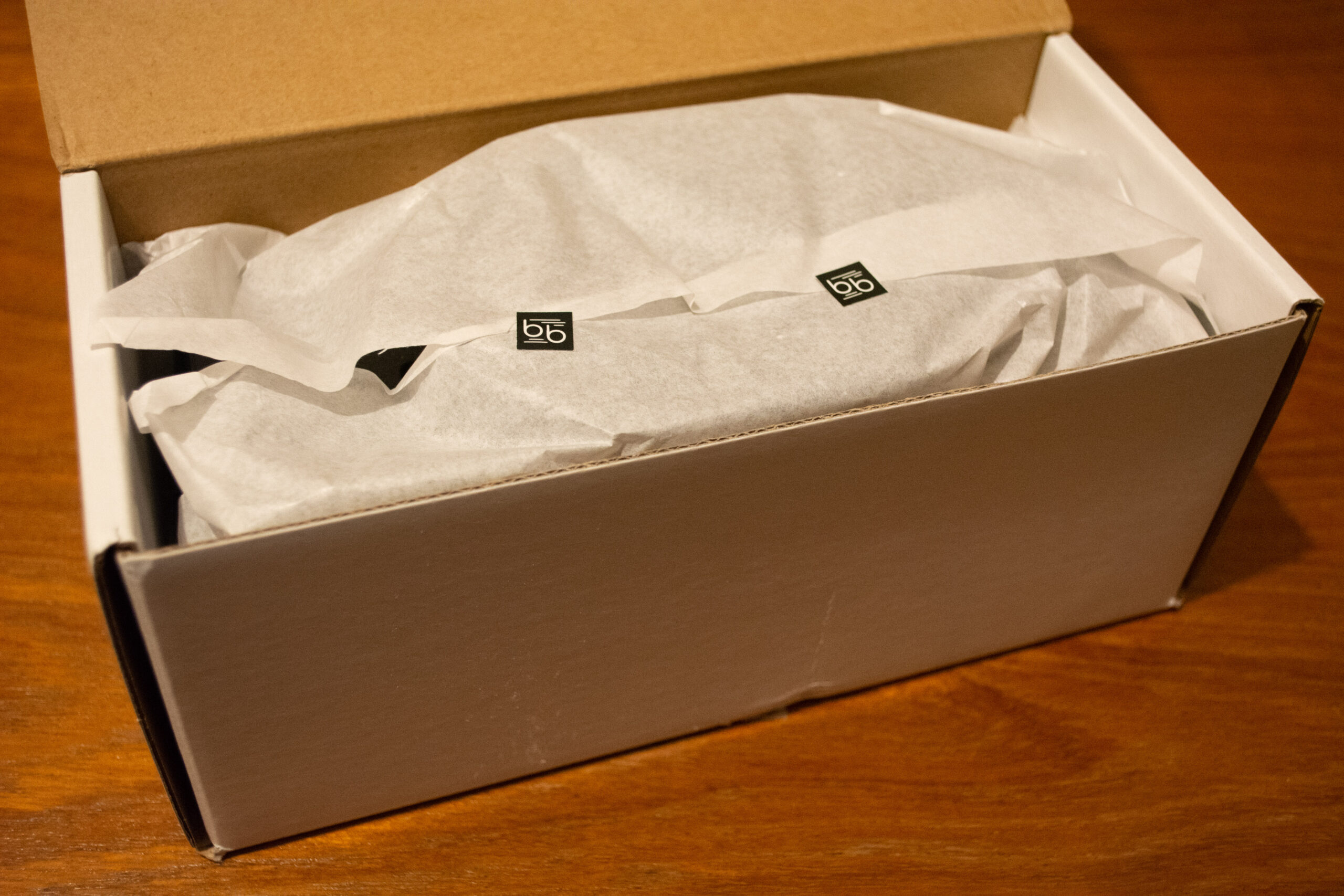Beat Bars EX3 MIDI Expression Pedal packaging