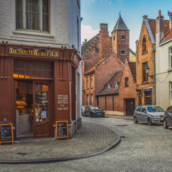 Street in Belgium