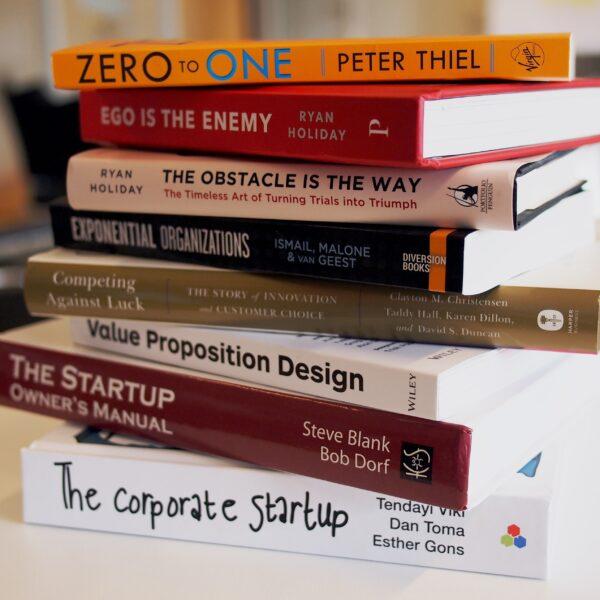 Books on startups