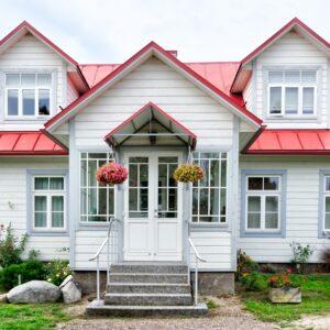 A house in Estonia