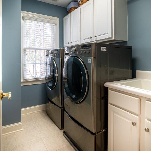 Front-loading washing machines