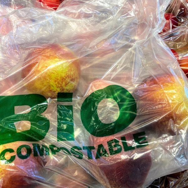 Bio compostable bag