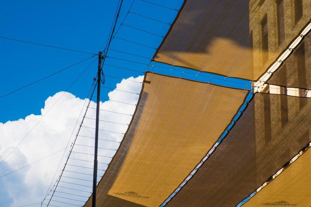 Shade sail