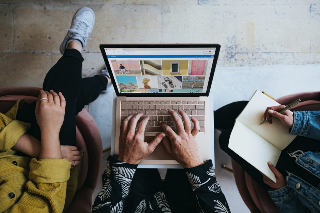 Microsoft Surface Laptop 3 in Sandstone