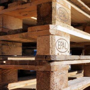 EPAL pallets