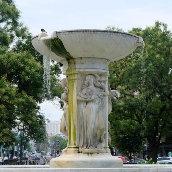 The Dupont Circle Fountain