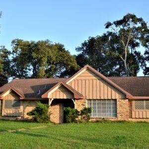 Single family home in Houston, Texas