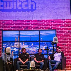Twitch Gamescom