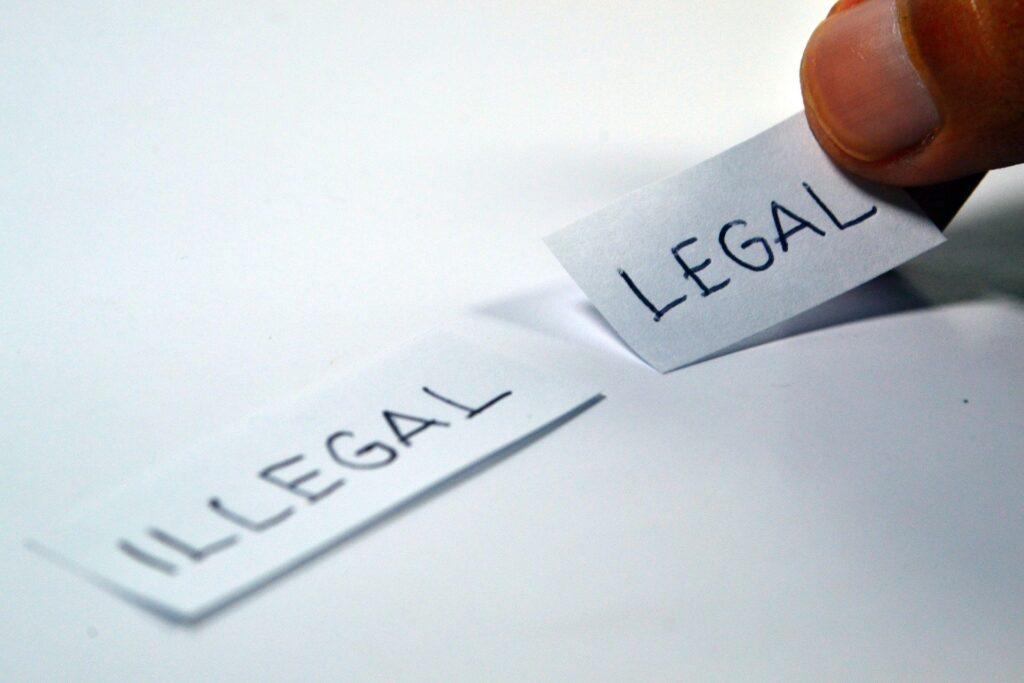 Illegal legal