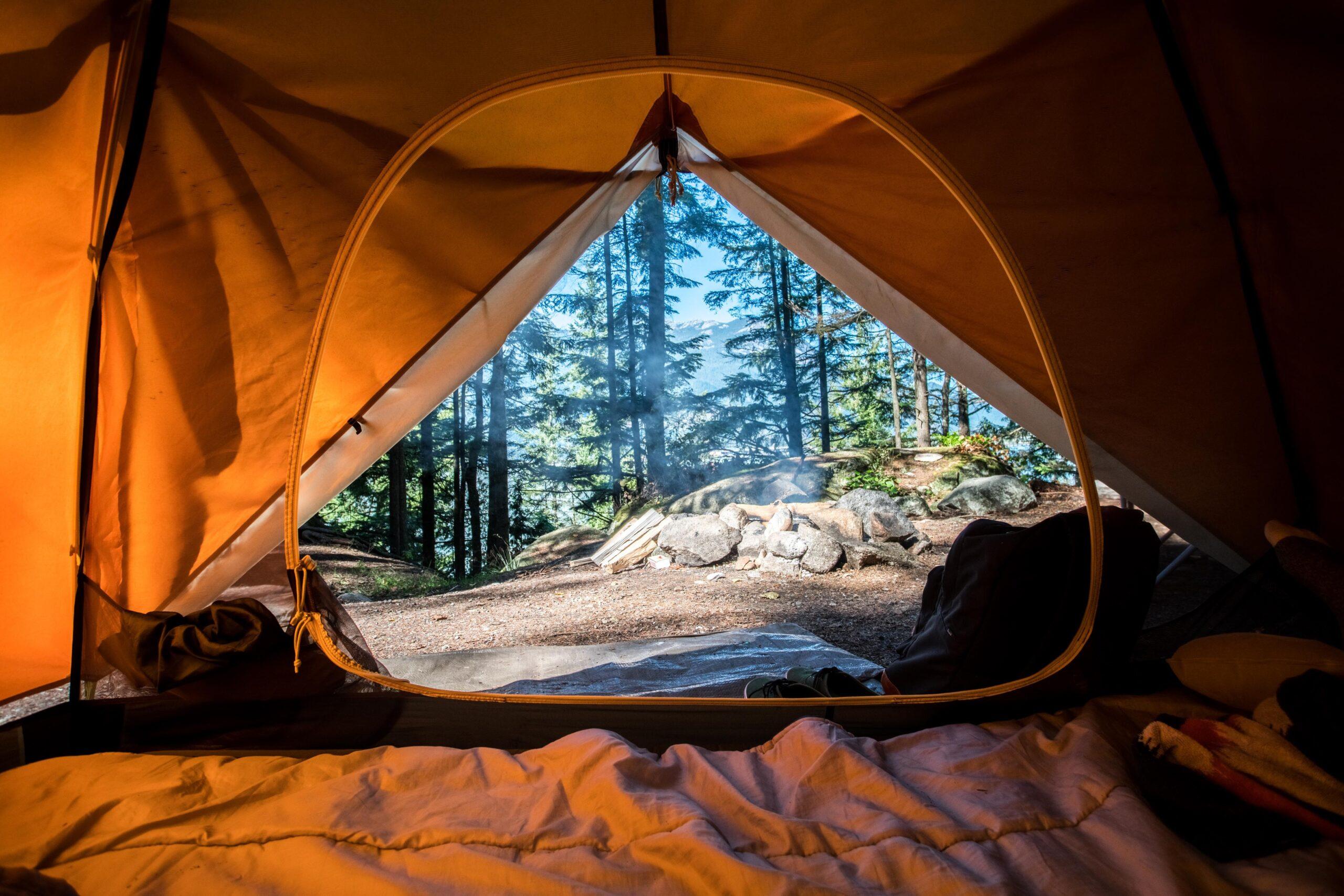 Squamish Valley on the edge of British Columbia