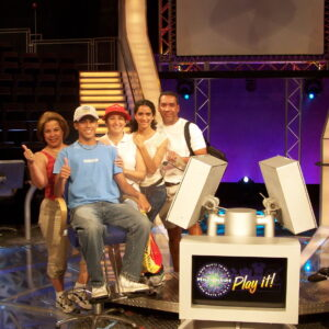 Hector Alejandro on Who Wants to Be a Millionaire?